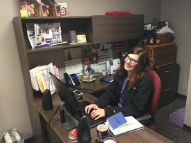 Amber Cruser new office Image builders